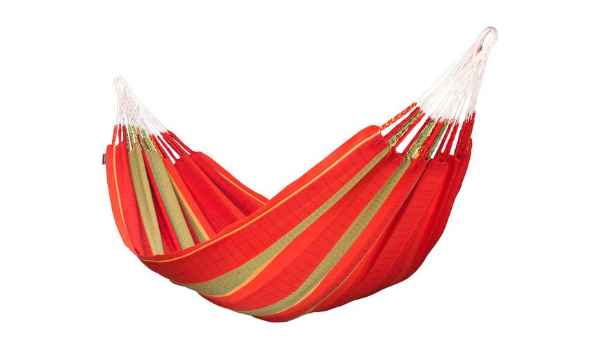 La Siesta Flora - Hamaca - hamaca familiar rojo